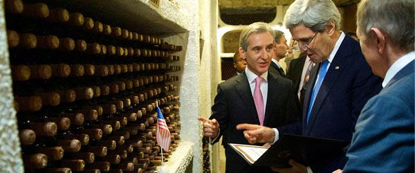 Moldovan wine exports
