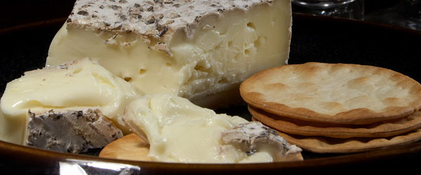 cheeses to pair sekt with