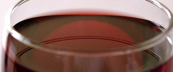 Red wine used to christen ships