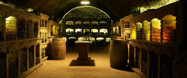 Austrian wine bottling estates