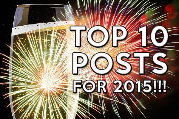 Top 10 food and wine posts for 2015