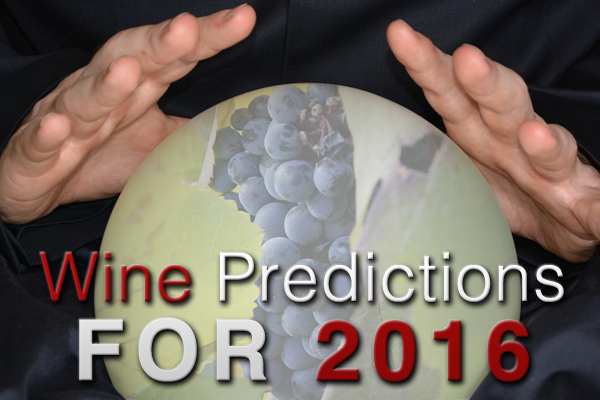 Wine predictions for 2016