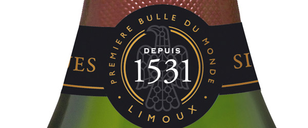 Limoux first sparkling wine in France