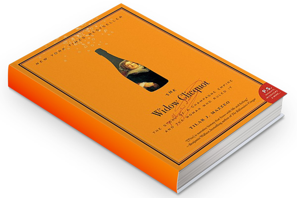 Book review: The Widow Clicquot by Tilar Mazzeo