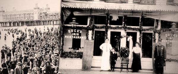 Dock's Oyster House Atlantic City restaurant