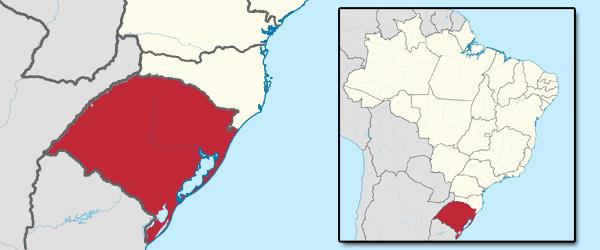 Rior Grane do Sul wine