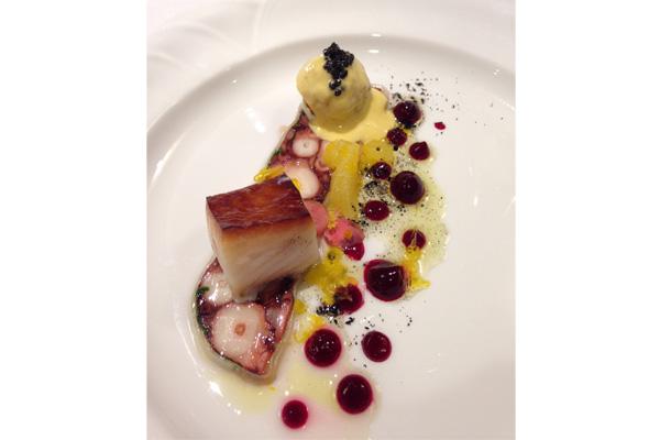 Matthew Batey Canadian Culinary Championships