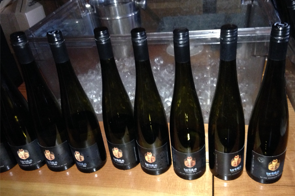 Riesling 10 Year Vertical - Tantalus Vineyards