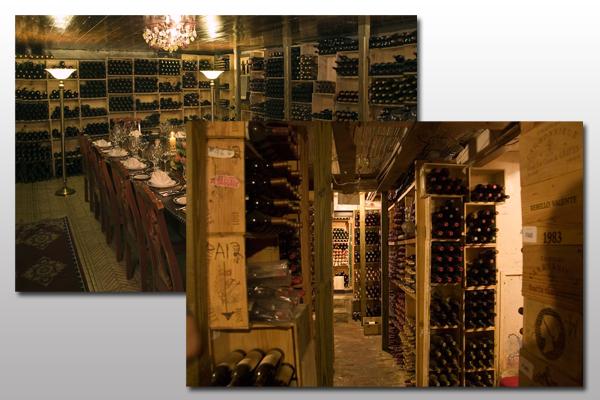 Graycliff wine cellar Bahamas Nassau