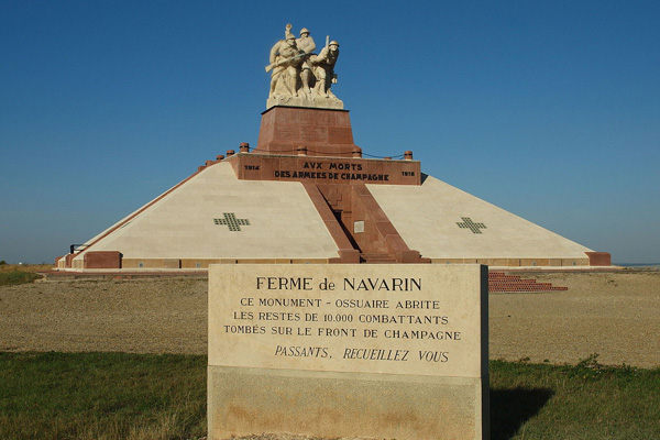 The Navarin Ossuary Monument
