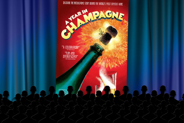 A Year in Champagne Movie review