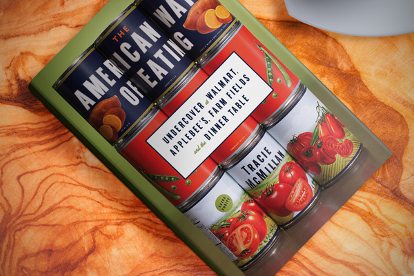 Book Review: The American Way of Eating: Undercover at Walmart, Applebee's, Farm Fields and the Dinner Table