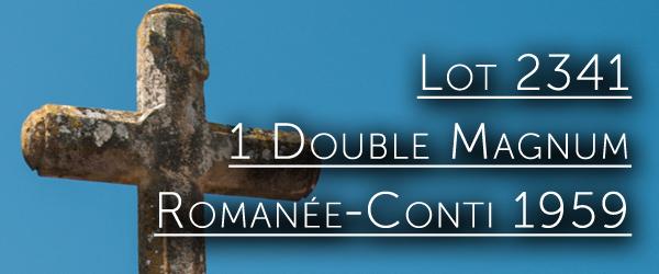 Romanee-Conti 1959 vintage