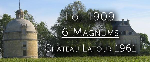 Chateau Latour 1961