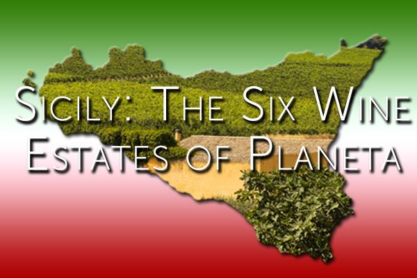 Planeta in Sicily
