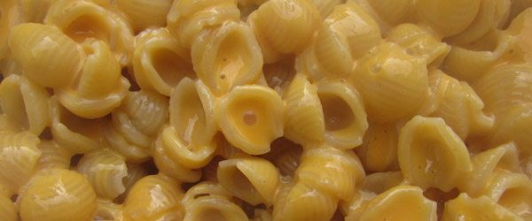 Thomas Jefferson liked macaroni with cheese