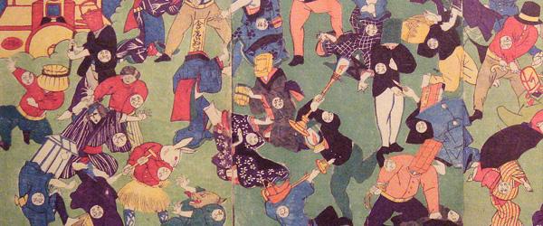 Meiji Restoration and Japanese wine