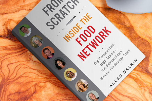 Book review of From Scratch: The Uncensored History of the Food Network