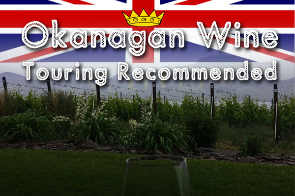Oakanagan wine country vineyard tours