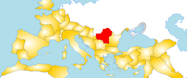 Romanian wine during the Roman Empire