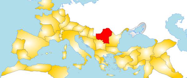 Romanian wine during the Roman Empire
