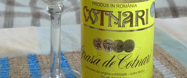 Sweet wines in Romania