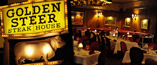 Las Vegas famous restaurants