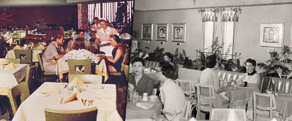 Las Vegas iconic restaurants