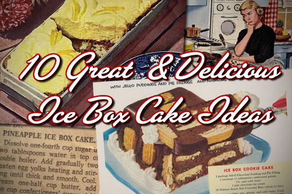 Icebox Cake recipes