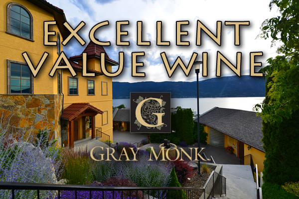 Gray Monk Estate Winery Riesling