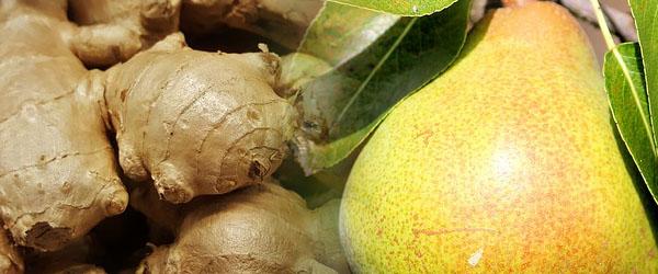 Ginger Pear chutney jam jelly preservative
