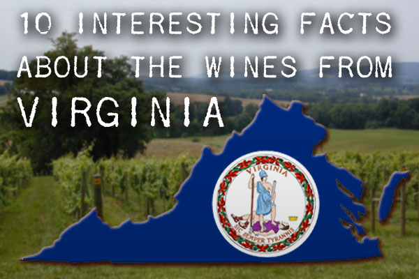 Wines from Virginia