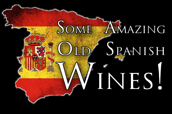 Old Spanish Wines early history