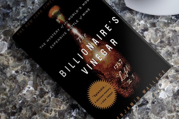 book review of the billionaire's vinegar soon to be a movie