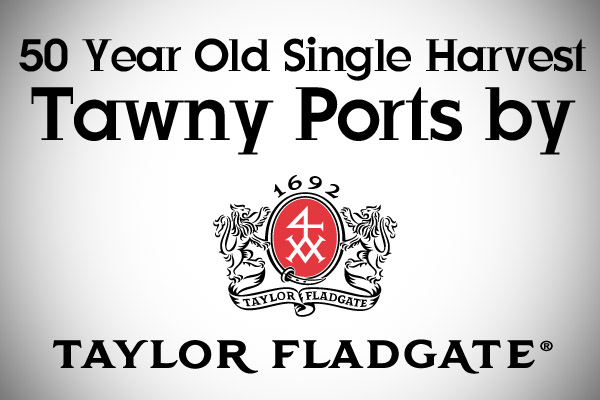 50 Year Old Single Harvest Tawny Ports