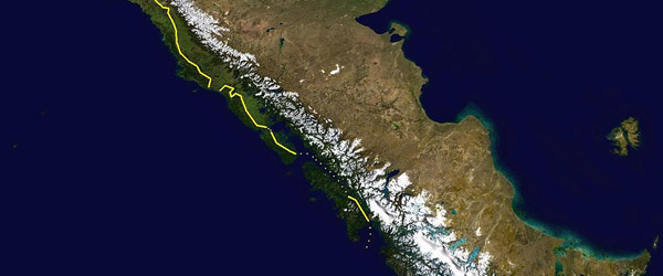 Coastal Range impact on Chilean wine