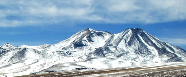 How does the Andes affect Chilean wine