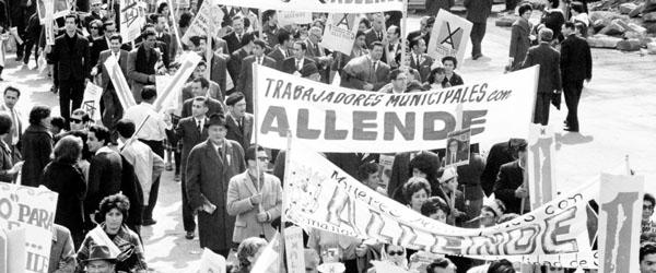 Pinochet Allende Chilean wine