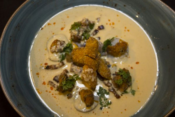 Seafood Chowder Chowdown