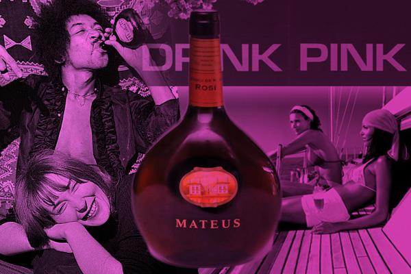 Mateus Rose cultural impact wine