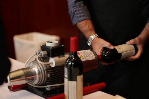 recorking wine bottles