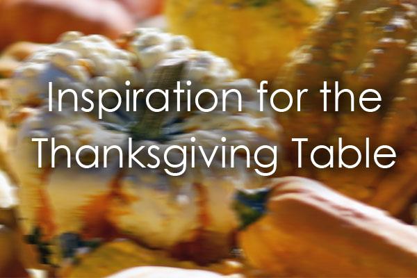 pumpkin and squash recipes for thanksgiving
