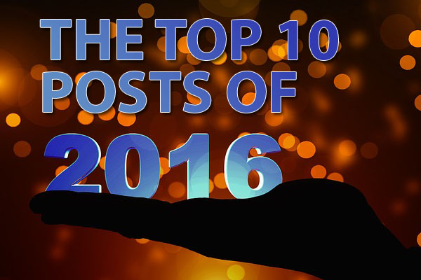 top 10 2016 wine & food