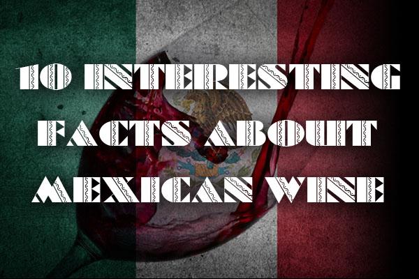 Mexico wine history