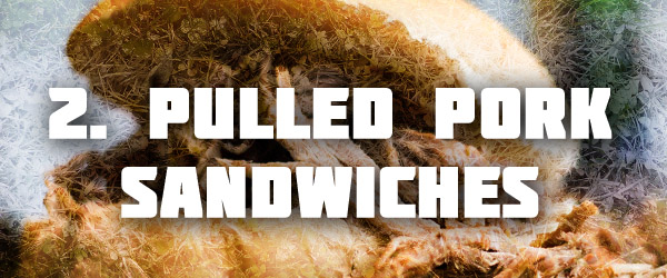 pulled pork sandiwches superbowl recipe