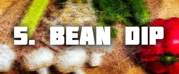 bean dip recipe for superbowl party