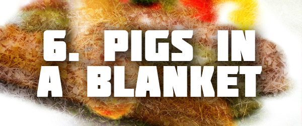 Pigs in a blanket super bowl