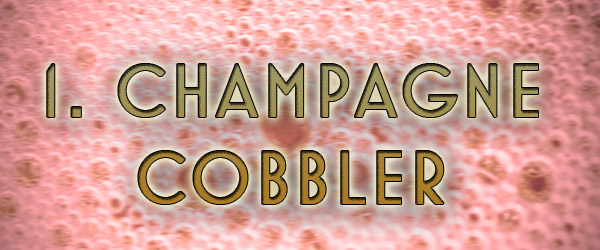 champagne cobbler recipe