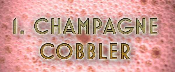 champagne cobbler recipe
