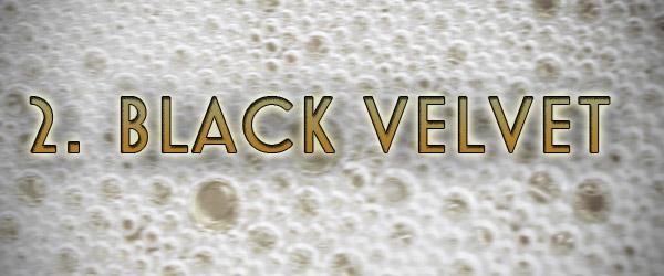 black velvet drink recipe